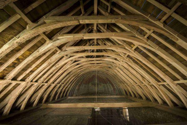 Restauration de la Chapelle des Marais à Hillion
