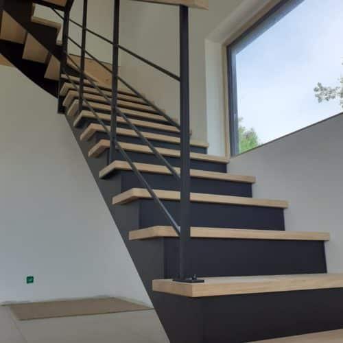 Escalier à Santec
