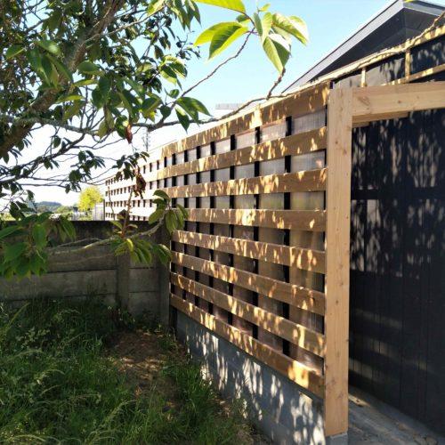 Extension bois à Locquirec (29241)