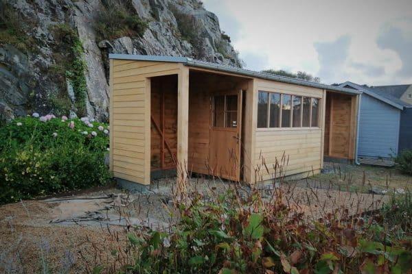 Atelier de châtaignier à Plougasnou (29630) – Finistère